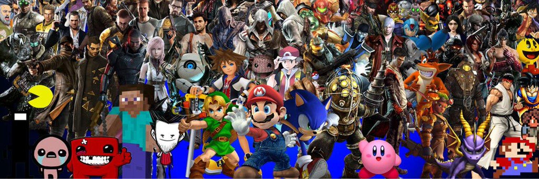 екатеринбурге много персонажей на одной картинке из игры трехмерных изображений одно