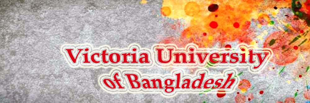 Victoria University of Bangladesh's official Twitter account