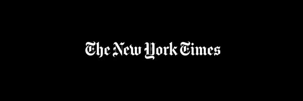 The New York Times Profile Banner
