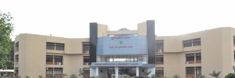 Anand Agricultural University's official Twitter account