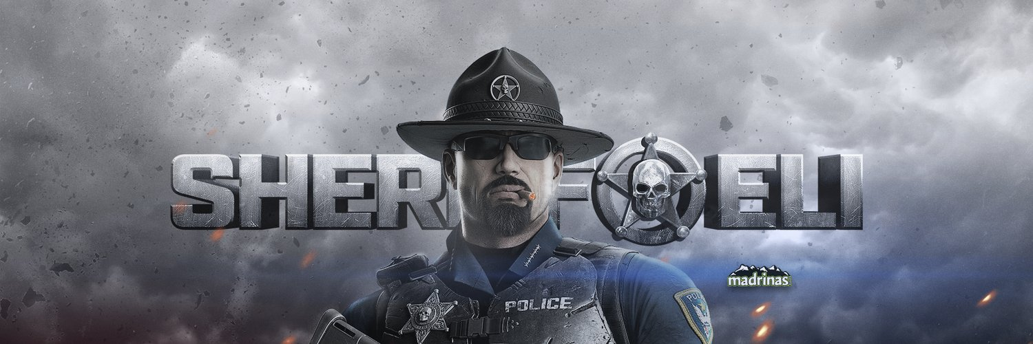 Bringing Law to the Lawless: twitch.tv/sheriffeli business email: contact@sheriffeli.com