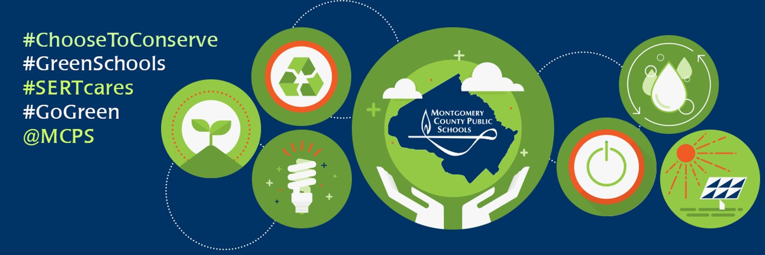 School Energy and Recycling Team Program for Montgomery County Public Schools
