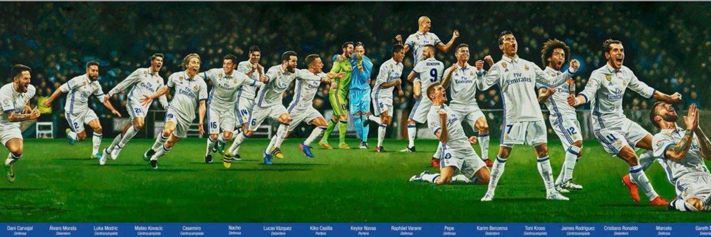 Madridista 😍😍😍😍 INC Only 💙💙💙💙