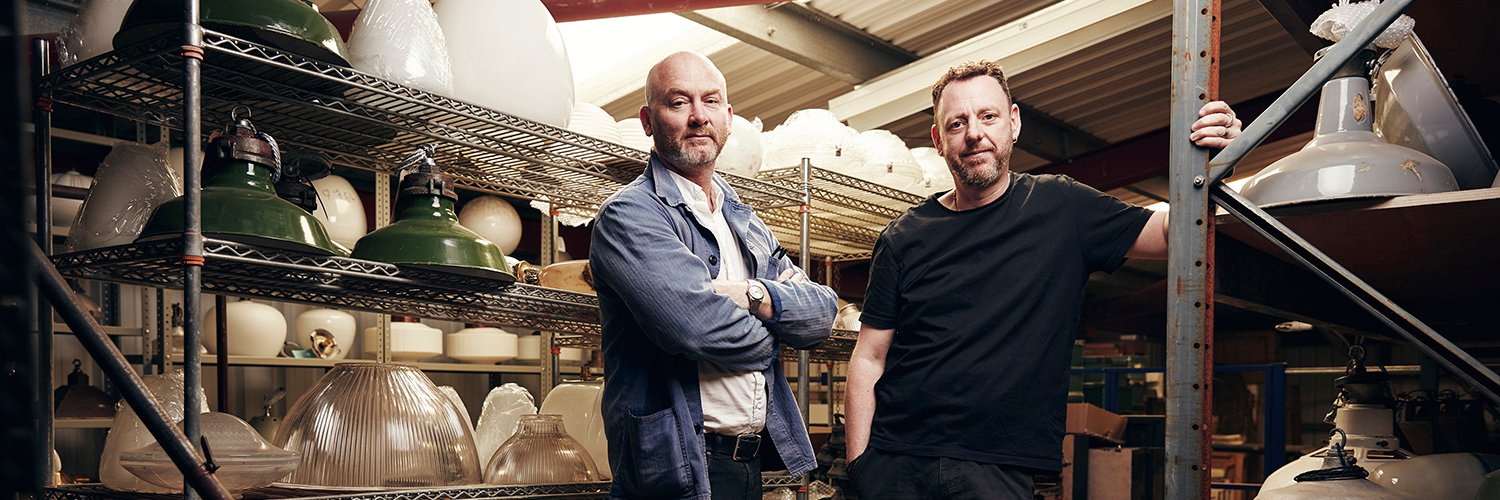 Official account of the hit Quest TV series Salvage Hunters made by @curvemediatv featuring @DrewPritchard and @teeinavan