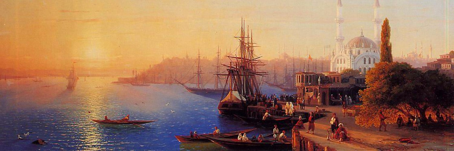 Fan account of Ivan Aivazovsky, a Russian Romantic painter. He is considered one of the greatest marine artists in history. Account managed by @andreitr