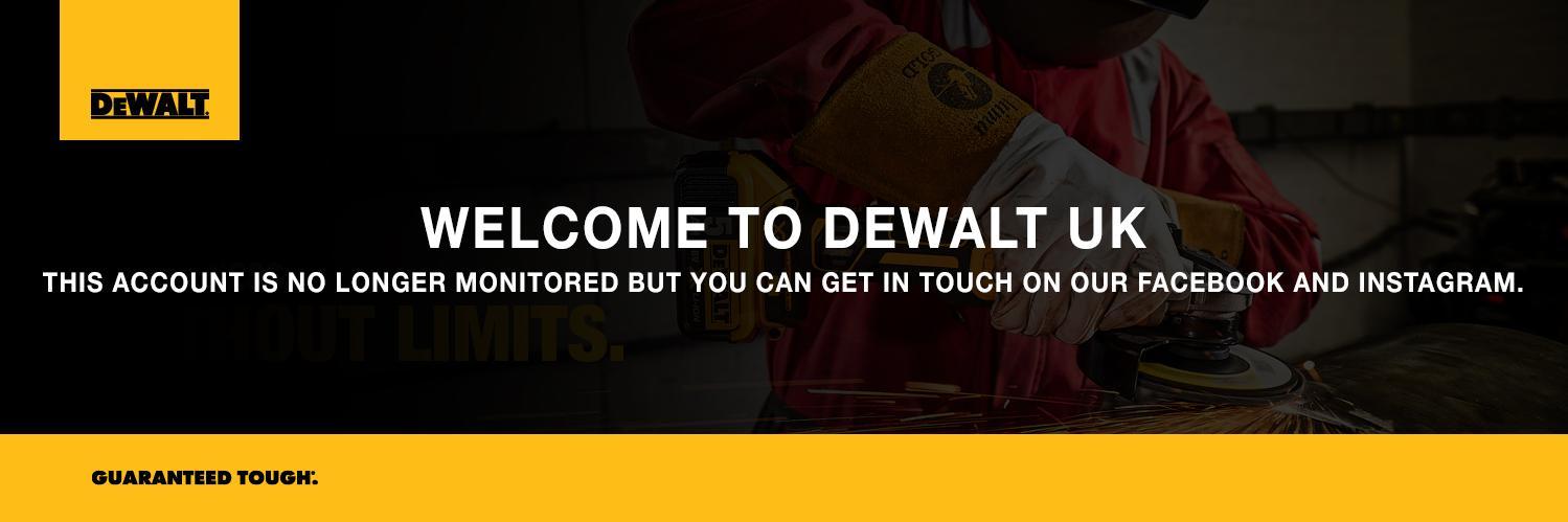 DEWALT UK