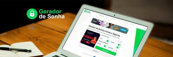 Gerador de Senha Profile Banner