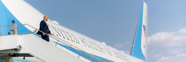 The White House 45 Archived Profile Banner