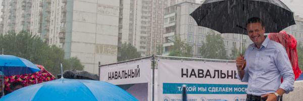 Alexey Navalny Profile Banner