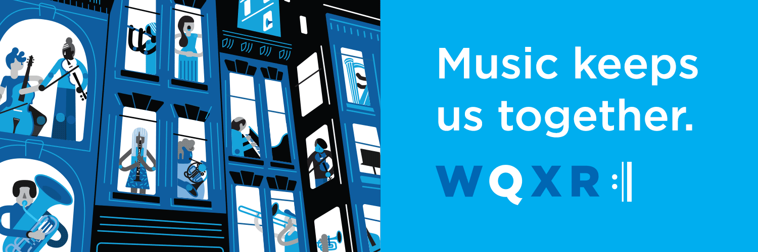 Classical New York. Music is our passion. Listen at 105.9 FM, wqxr.org and on our mobile app. Listener-supported public radio. #ISupportWQXR