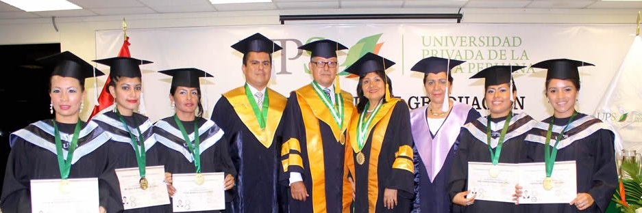Universidad Privada de la Selva Peruana's official Twitter account