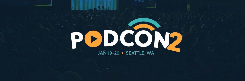 A Celebration of Podcasting #PodCon2