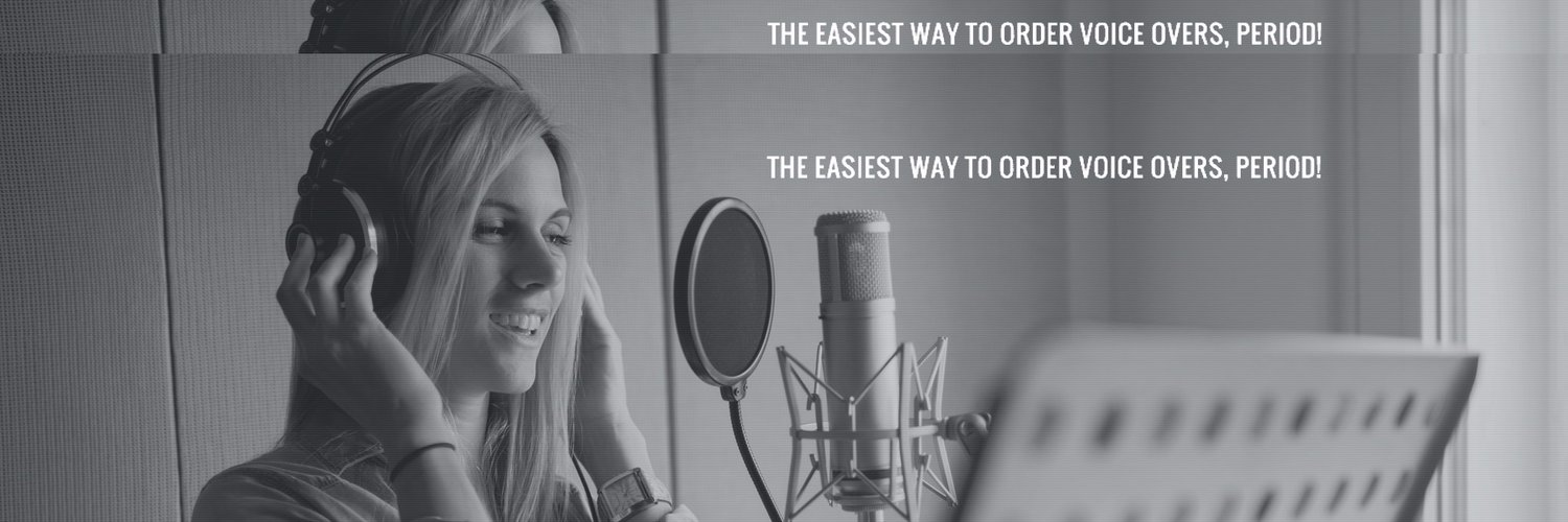 Voice Talent Now presents the easiest way to order voice overs. With most jobs only $49, get your audio in as little as 3 hours!