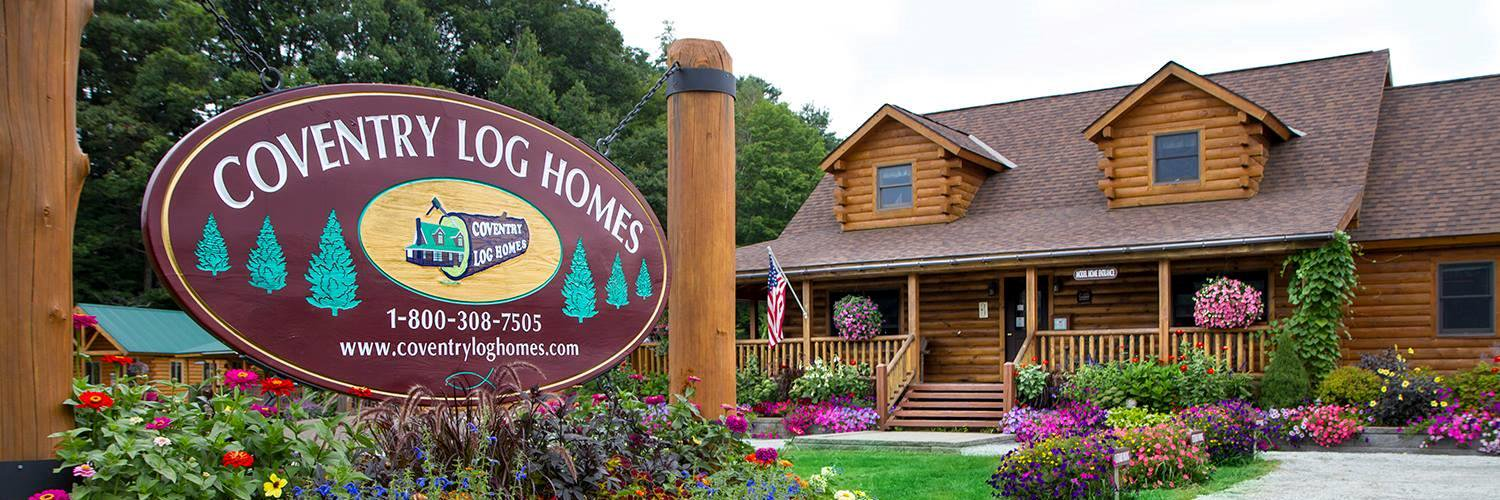 Coventry Log Homes Coventryloghome Twitter
