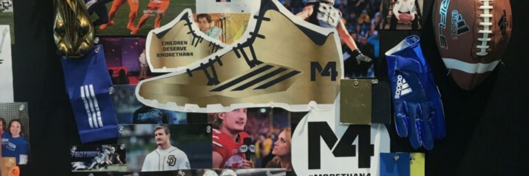 We are proud to release our Childhood Cancer Awareness Cleats for @jbbigbear . These kicks feature the names of chi… https://t.co/ovxB3VzibI