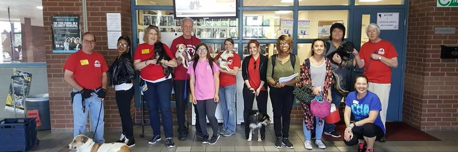Coalition for Happy & Healthy Animals (CHHA) Club at Creekview High School.