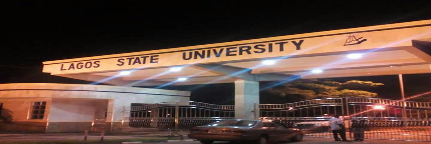 Lagos State University's official Twitter account