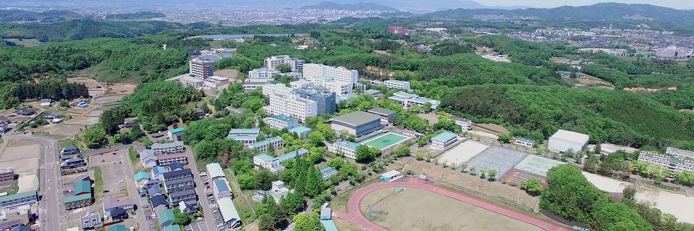 Fukushima University's official Twitter account