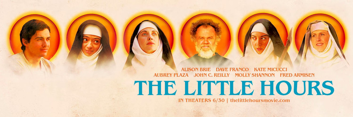 NOW AVAILABLE ACROSS DIGITAL ON DEMAND! #TheLittleHours