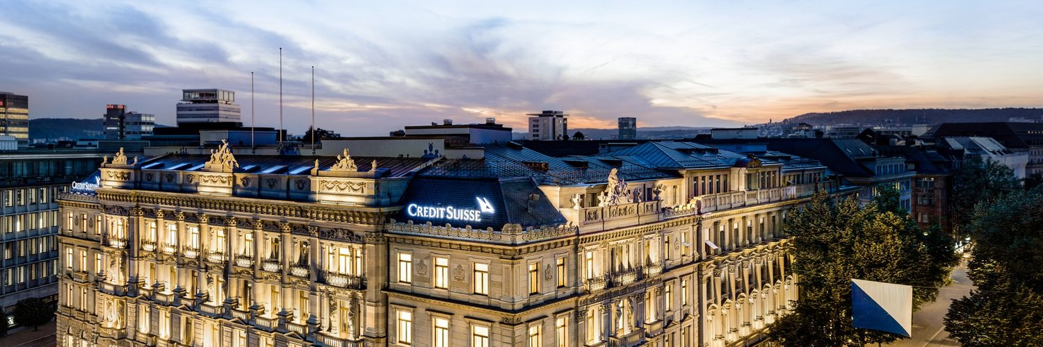 Credit Suisse is a leading wealth manager, with strong investment banking capabilities. Also follow us on @csapac and @csschweiz Disclaimer: bit.ly/2KCQ