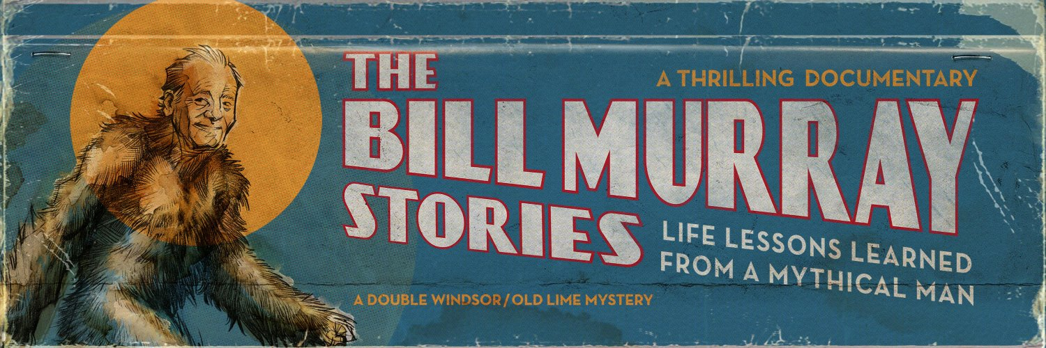 'The Bill Murray Stories: Life Lessons Learned From A Mythical Man' is a film about the urban legend known as a Bill Murray story. Directed by @tommyavallone3