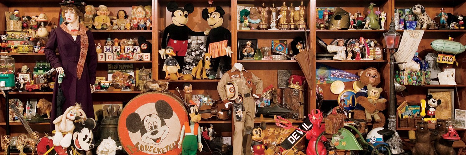 The Walt Disney Archives collects, preserves and 'brings to life' the history of The Walt Disney Company.