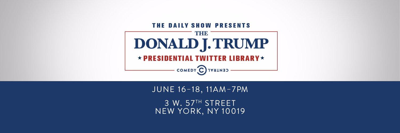 Trump Library