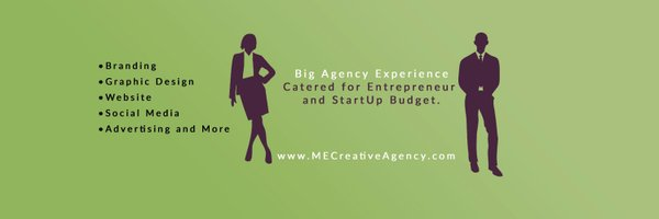 ME-Creative Agency Profile Banner