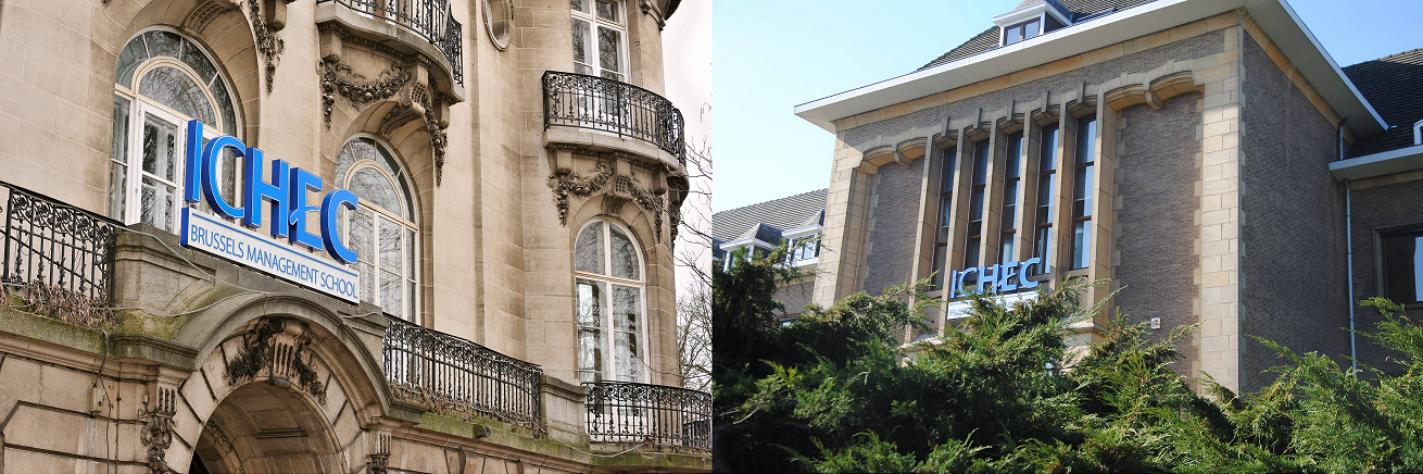 Institut Catholique des Hautes Études Commerciales's official Twitter account