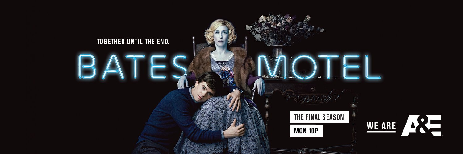 Getting home from your busy day of murdering some people and truly embracing that #FridayFeeling. #BatesMotel https://t.co/HLbrO0YZHG