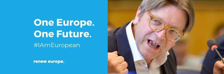 Guy VERHOFSTADT Eurodeputato del Parlamento Europeo