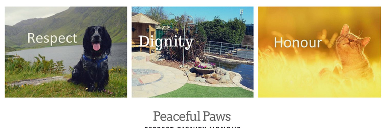 To Honour your Pet with Dignity and Respect and to bring comfort and understanding to you and your family at this difficult time.