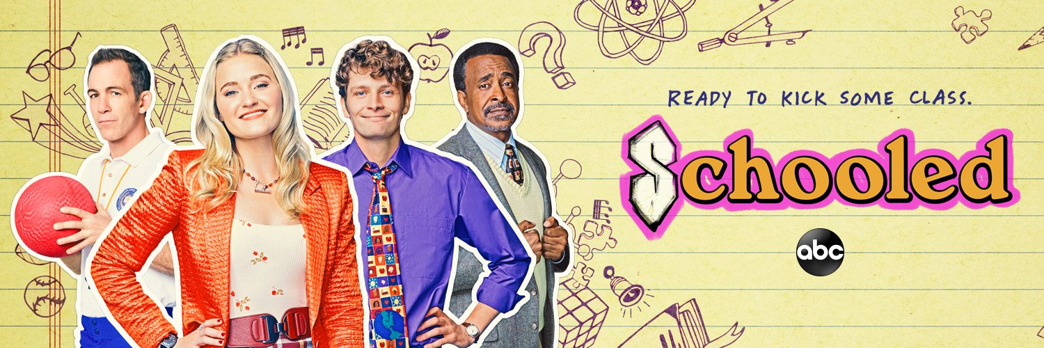 The Official Twitter for Schooled, The Goldbergs spinoff comedy set in the 90s! Stream the latest episodes anytime, on demand and on Hulu.