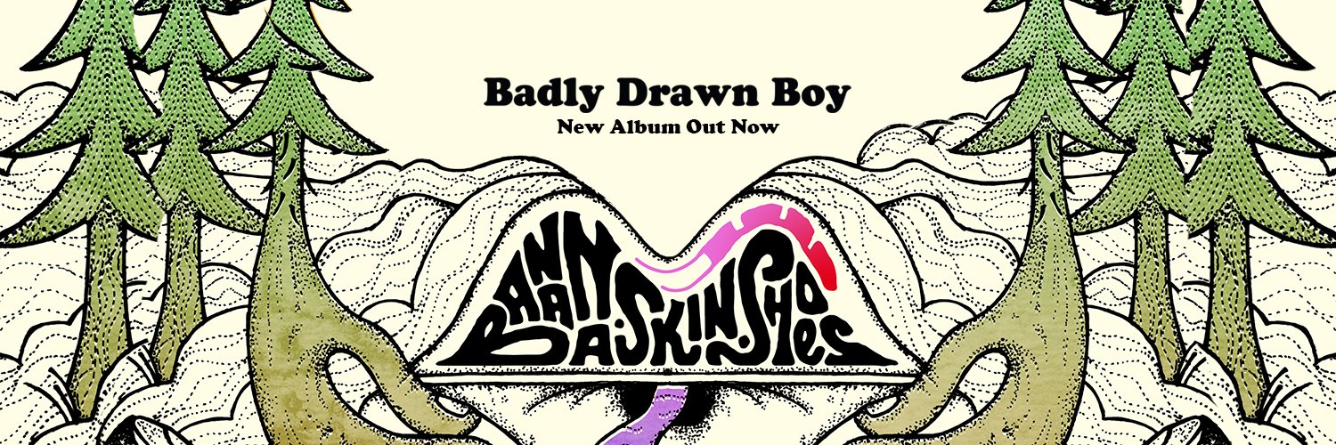 'Banana Skin Shoes' - Badly Drawn Boy's new album is out now! badlydrawnboy.lnk.to/bss-albumTW