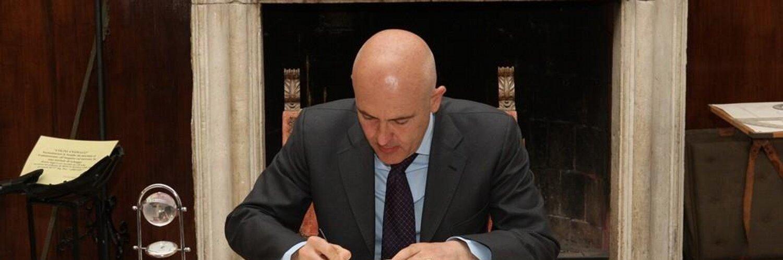 On. GIOACCHINO ALFANO Onorevole della Camera dei Deputati