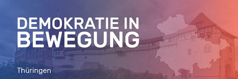 DEMOKRATIE IN BEWEGUNG Landesverband Thüringen