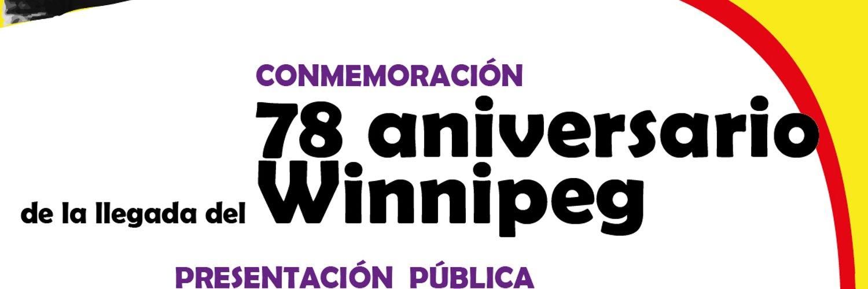 Para quienes no lo sepáis, el Winnipeg fue un navío fletado gracias a las gestiones del Pablo Neruda, cónsul especial durante la presidencia de Pedro Aguirre Cerda, y que facilitó la evacuación de más de 2000 refugiados de la guerra civil española. #PorqueFuimosSomos #Winnipeg80 twitter.com/cmer_chile/sta…