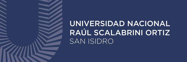 Universidad Nacional Raúl Scalabrini Ortiz's official Twitter account