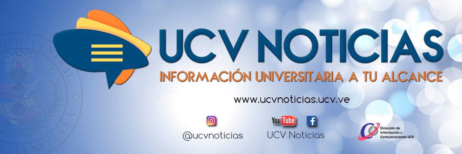 Universidad Central de Venezuela's official Twitter account