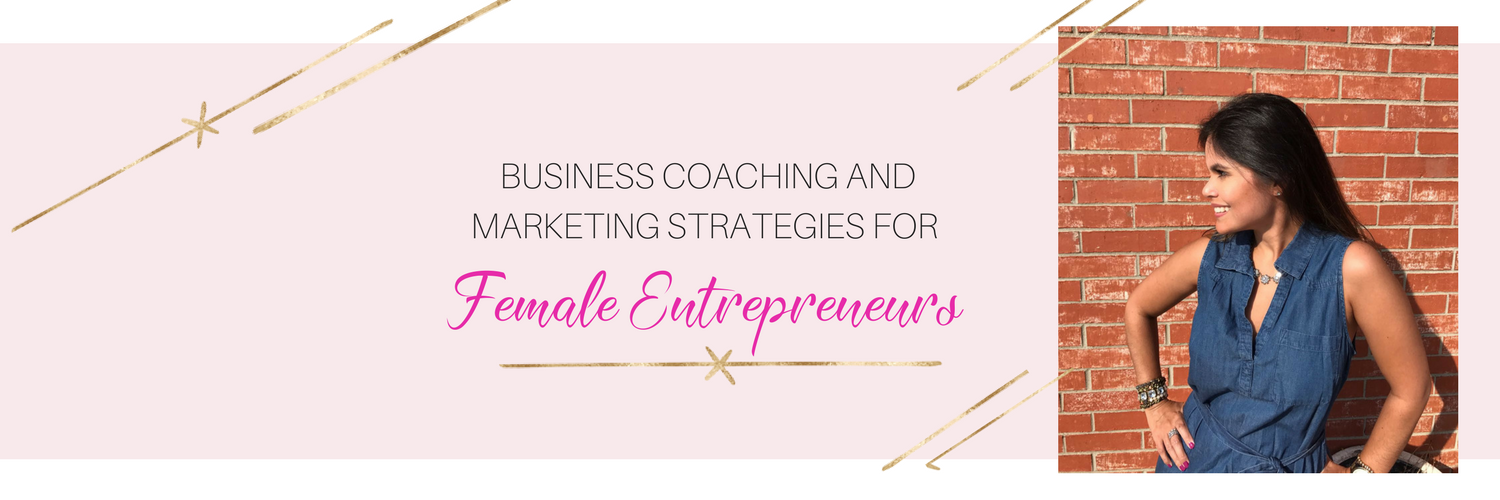 💗 #BusinessCoach + #MarketingStrategist 💗 I help faith-driven female entrepreneurs design profitable businesses while making an impact in the marketplace.💖