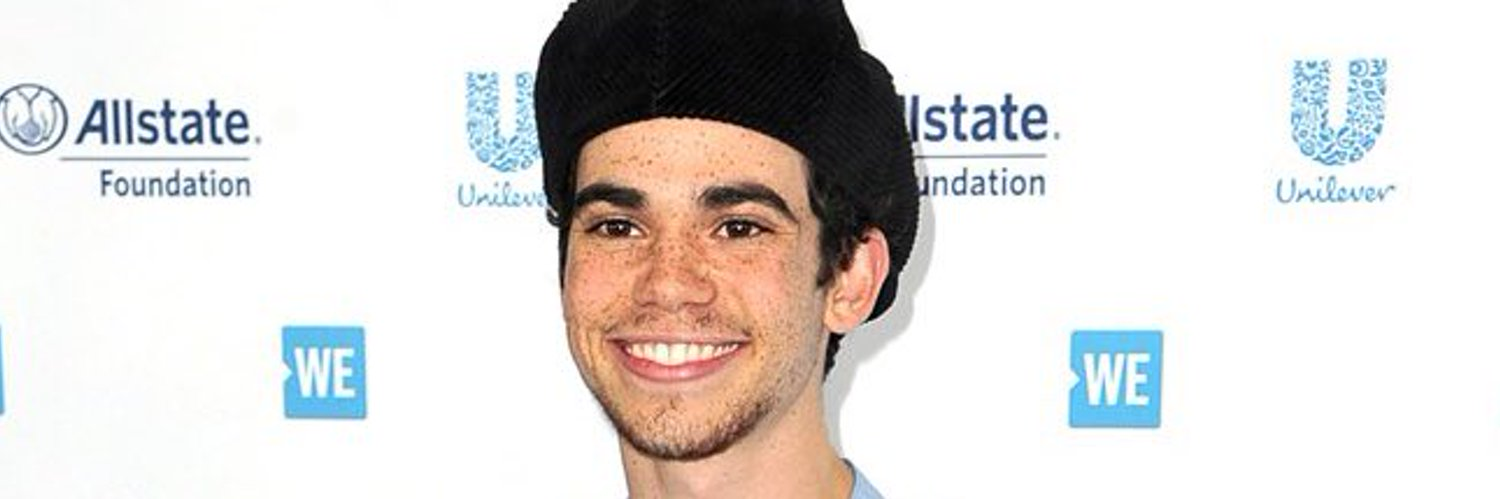 """""""We all go, what you leave behind should be bigger than you."""" -Cameron Boyce"""
