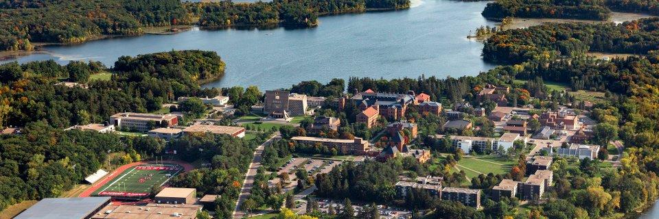 College of Saint Benedict/Saint John's University's official Twitter account