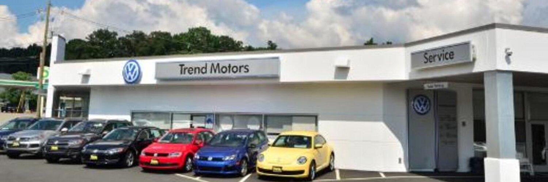 Trend motors vw trendmotorsvw twitter for Trend motors rockaway nj