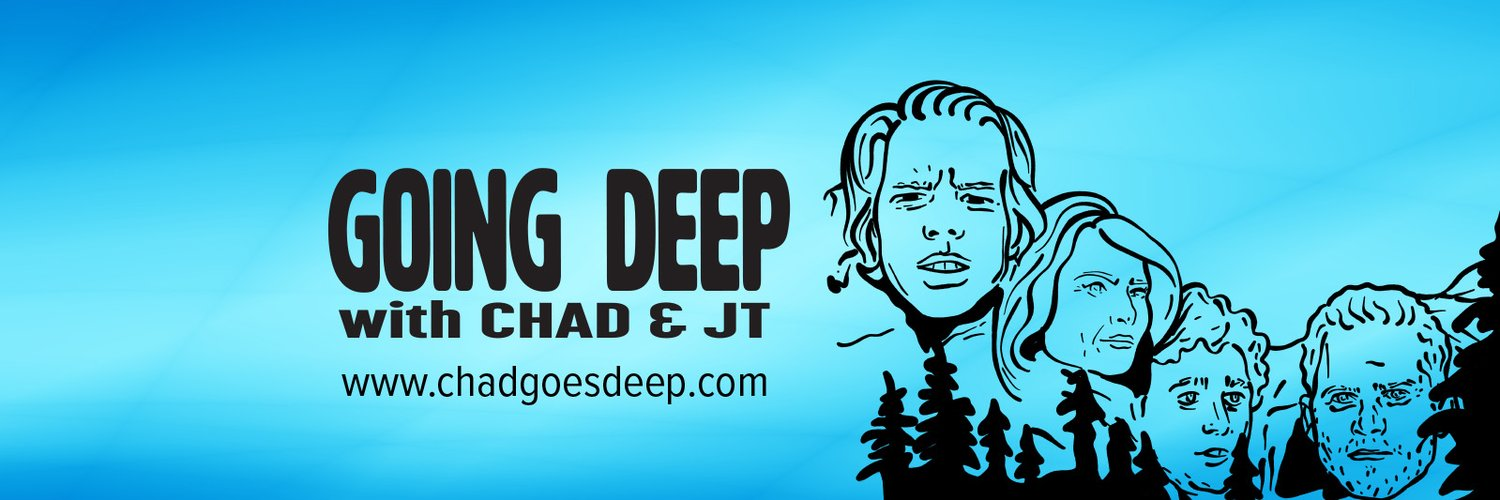 Official twitter for Chad and JT from Chad Goes Deep