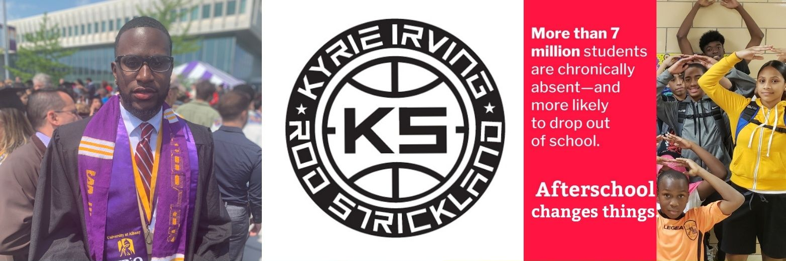 Registration is now open for the 2018 Kyrie Irving/Rod Strickland Summer Basketball League. @KyrieIrving and… https://t.co/dvzK7b3G8d