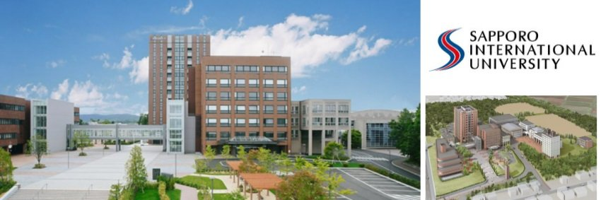 Sapporo International University's official Twitter account