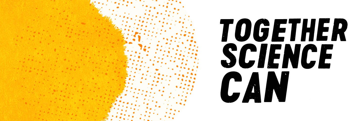 A global campaign to celebrate & protect scientific collaboration. Join the campaign and spread the word. #TogetherScienceCan