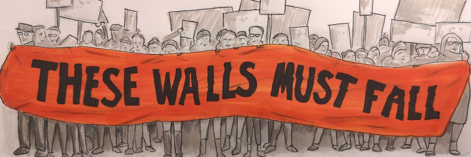 The community-based network campaigning to end immigration detention. #TheseWallsMustFall Retweets ≠ Endorsement