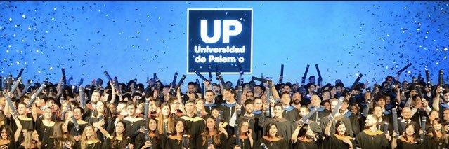 Universidad de Palermo's official Twitter account