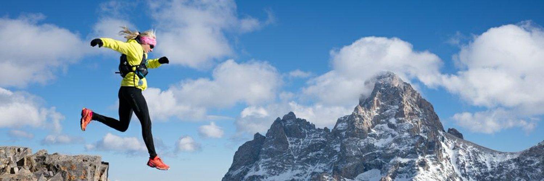 Mountain Endurance Athlete